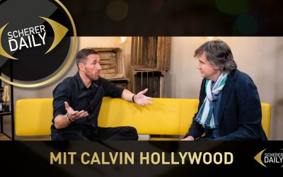 Calvin Hollywood & Hermann Scherer im Interview – Wer will, der kann!