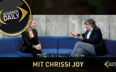 Chrissy Joy & Hermann Scherer – Von den Besten profitieren
