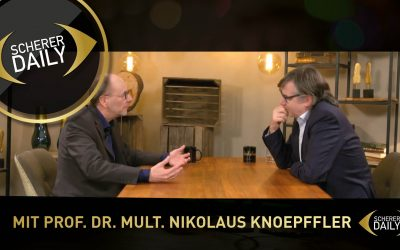 Kirche in der Vertrauenskrise – Prof. Dr. Mult. Nikolaus Knoepffler & Hermann Scherer