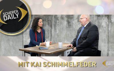 Unternehmen können es einfacher haben! – Kai Schimmelfeder & Kerstin Scherer