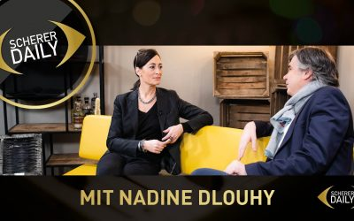 Strategie hinter digitalen Medien – Nadine Dlouhy & Hermann Scherer