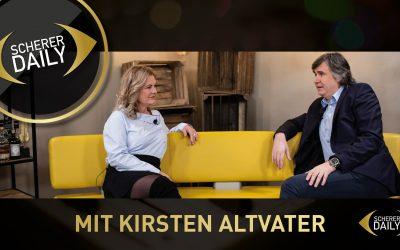 Mit der Angst umgehen – Kirsten Altvater & Hermann Scherer
