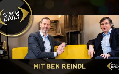 Wer Kundenservice braucht, ist schlecht – Bernhard Reindel & Hermann Scherer
