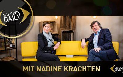 Expertin für emphatisches Verkaufen – Nadine Krachten & Hermann Scherer