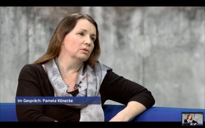 Über Mut und Angst – Pamela Könecke & Hermann Scherer