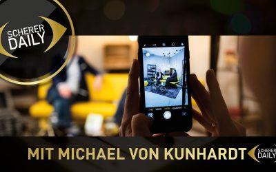 Mentale Leichtigkeit – Michael von Kunhardt & Hermann Scherer