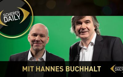 Mehr Unternehmenserfolg durch glückliche Mitarbeiter – Hannes Buchhalt & Hermann Scherer